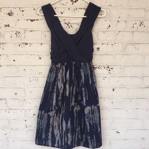 Tie dye Converse dress